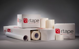 For screen print applications, RTape has developed a series of heavyweight paper premasks.